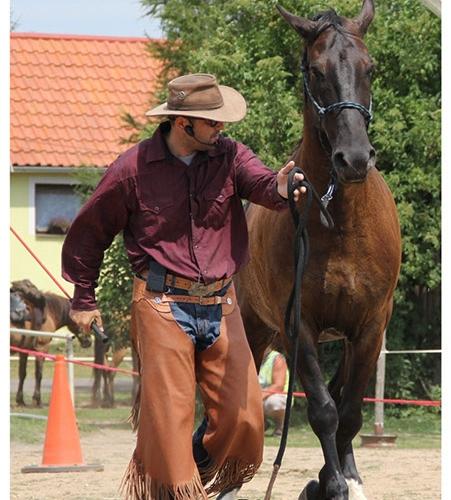 Ukázka SAFE HORSEMANSHIPU v Račiněvsi 9.7.2011